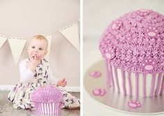 Image from http://ohdarlingdays.co.za/wp-content/uploads/2013/07/Baby-girls-first-birthday-cake-smash-640x458.jpg.