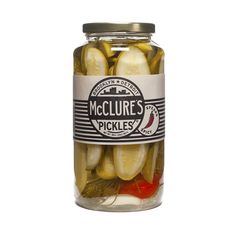 Shop McClures Pickles spicy spears pickles at wholesale price only at ThriveMarket.com