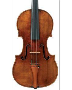 Analysing the 'Titian' Stradivarius violin, 1715