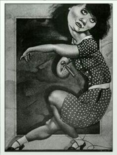 CARICATURE Linda Ronstadt, Best B, Dandy, Caricature, Painting, Art, Art Background, Dandy Style, Painting Art