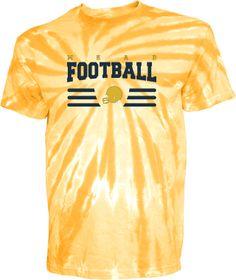 Mead High School Spirit Store, Spokane WA | Women's Mead Panthers Tie-dye Shirts $28.95.  Customize for any school @ spiritschoolapparel.com