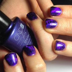 http://media3.onsugar.com/files/2013/04/15/0/345/3453694/d7536d88582acd4e_photo_2_1_.JPG CND shellac in rock royalty with purple holo foil