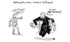 récupération politique du drame de Charlie Hebdo