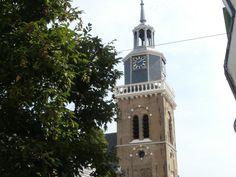 Kerktoren van Joure (Friesland)