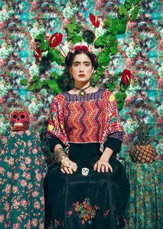 Pakriti Maduro como #Frida