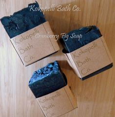 Cranberry Fig Soap - Kokopelli Bath Co. | Scott's Marketplace