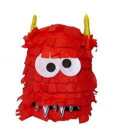 Toddler Style Bugger Monster Pinata by NatureCurios on Etsy