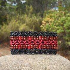 Hippie Chic, Boho Chic, Micro Macramé, Macrame Bracelets, Provence, Creations, How To Make, Etsy, Jewelry