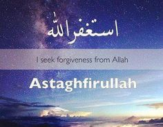 *  Removes anxiety and duas are answered. * Opens the door of sustenance. * Opens the door of mercy. * Opens the door of knowledge. * Istighfar is also gateway of productivity. http://ahlesunnatuljamaat.com/benefits-of-reciting-astaghfirullah/