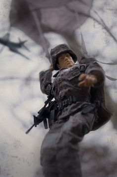 GI-Joe toy photography