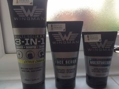 I really enjoyed using these Wingman products, I don't normally go in for moisturisers but I could feel the difference after using this, the was a. Competition Giveaway, Interesting Information, Moisturiser, Men's Grooming, Giveaways, Frugal, Deer, Shampoo, Random