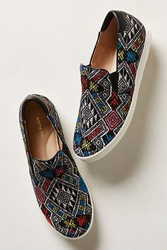 Day-Tripper Sneakers anthropologie.com
