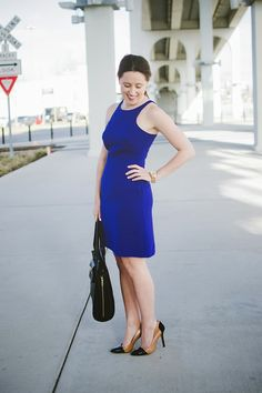 Fashionably Employed | A Modern Mom on a Quest to Find Balance in Style: Sophisticated Style Spotlight ~ Here & Now