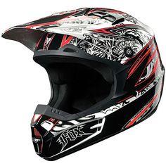 dirt bike gear   RST Fox Dirt Bike Helmet - 250 €