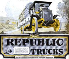1919 Republic Truck   Flickr - Photo Sharing!