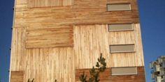 Sammon Woodcraft supplied the timber for cladding the exterior of the Elm Park buildings and also fitted out certain aspects of the interiors including apartments and staircases. Staircases, Cladding, Wood Crafts, Apartments, Buildings, Garage Doors, Shed, Exterior, Outdoor Structures