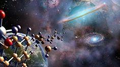 Теория панспермии - жизнь пришла на жемлю из космоса