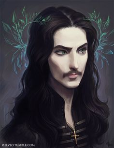 """elveo-art: """" """"""""If your master had many soldiers like yourself, in a short time he could conquer the world!"""" Mehmed II to one of Vlad Dracula's warrior. """" I used the face of that Iranian guy as the. Vampires, Dark Fantasy, Fantasy Art, Character Inspiration, Character Art, Estilo Dark, Werewolf Hunter, Vlad The Impaler, Vampire Masquerade"""