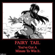 Fairy Tail Ultear's Death