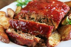 ***ENTREE*** Check Out Our Top Meatloaf  Nutrition Info Serving Size: 1 (70 g)  Servings Per Recipe: 4  AMOUNT PER SERVING% DAILY VALUECalories 163.3 Calories from Fat 41 25%Total Fat 4.6 g 7%Saturated Fat 0.5 g 2%Cholesterol 0 mg 0%Sodium 842.7 mg 35%Total Carbohydrate 26.1 g 8%Dietary Fiber 5.1 g 20%Sugars 7.4 g 29%Protein 6.8 g 13% >> SLOtility.com