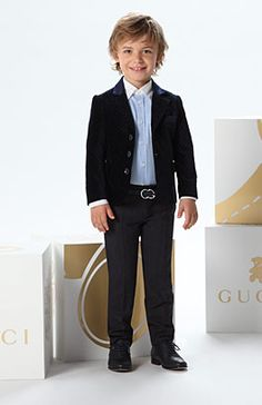 Lil Boys Designer Clothes Designer Dress Clothes for