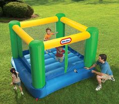 Toys R Us Little Tikes x Inflatable Bouncer
