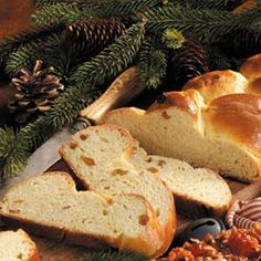 Czech Christmas Bread Recipe