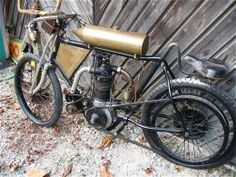 1907 Buchet racer...from the age of crazy heroic experiments...