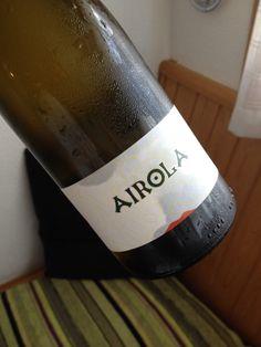 Airola 2013.Chardonnay. D.O.Bierzo.#Bodegas #Castro Ventosa. #Valtuille de Abajo. #Bierzo.#Raul Pérez.