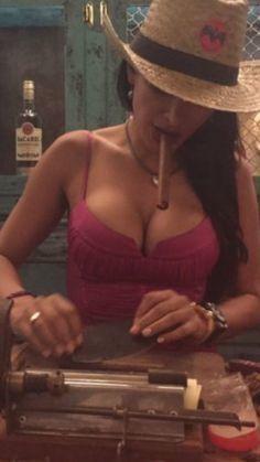 #cigarsandwomen