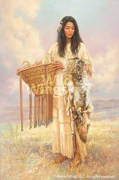 ☆ The Burden Basket -::- Artist Russ Docken ☆