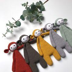 Little Dutch knuffelpop Rosa en Jim - Muffie & Snuffie Crochet Dolls, Crochet Baby, Baby Gifts, Dinosaur Stuffed Animal, Baby Shower, Diy Crafts, Christmas Ornaments, Toys, Holiday Decor