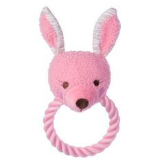 #Pet #EasterBasket Ideas - A bunny toy for your Pet's #EasterBasket | #MarthaStewartPets only @petsmartcorp