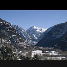 Ouray Colorado aka Little Switzerland of America