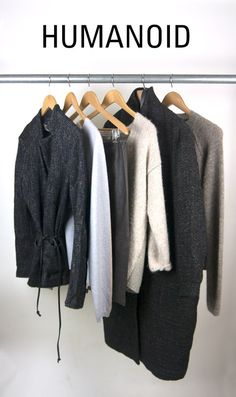 humanoid new arrival clothing