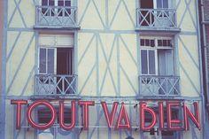 Tout va bien! #quotes #toutvabien
