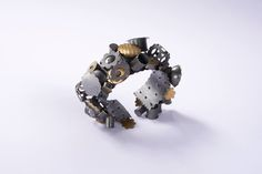#MJW presents 'Heller Wahnsinn' http://current-obsession.com/61-Heller-Wahnsinn - Helen Britton presents contemporary jewellery from her series 'Industrial',