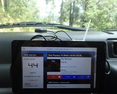 Raspberry Pi based car computer with 1TB storage. Providing music, in car WiFi hotspot and live GPS backed location and speed information. By Anthony Mills.