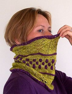 Airy, light and delicate, this cowl gives just the right amount of coverage on windy Summer evenings or mild Winter days and will collapse and scrunch down into a soft collar when worn under a jacket.