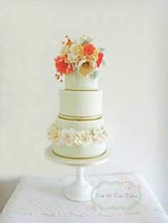 Wedding Cakes by Cobi & Coco Cakes