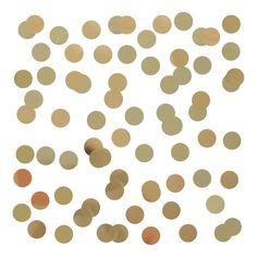My Little Day - Confettis en papier de soie doré 5€