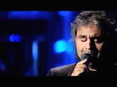 Andrea Bocelli-cant help falling in love - YouTube