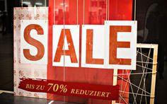 #Sale im Emmen Center Luzern, Switzerland.