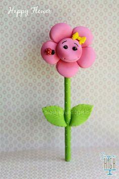 Standing flower tutorial