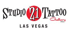 Studio 21 Tattoo - Las Vegas