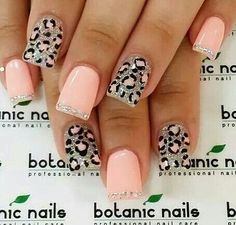 Acrylic nails by Botanic Nails
