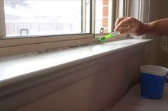 How To Remove Black Mold From My Wood Window Trim Window