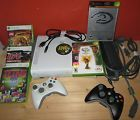 Microsoft Xbox 360 VIDEO GAME system Unit 60 GB White Console  Price 41.0 USD 21 Bids. End Time: 2017-01-18 00:41:50 PDT