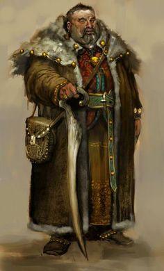 Art of Vance Kovacs Dark Fantasy, Fantasy Concept Art, Game Concept Art, Fantasy Male, Fantasy Rpg, Medieval Fantasy, Fantasy Portraits, Character Portraits, Character Art