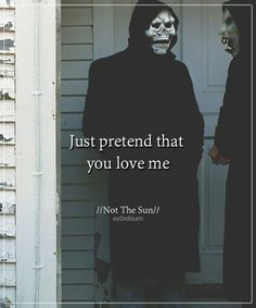Not The Sun Need You, I Love You, Just Pretend, Vintage Costumes, Song Lyrics, Brand New, Songs, Fictional Characters, Creepy Things